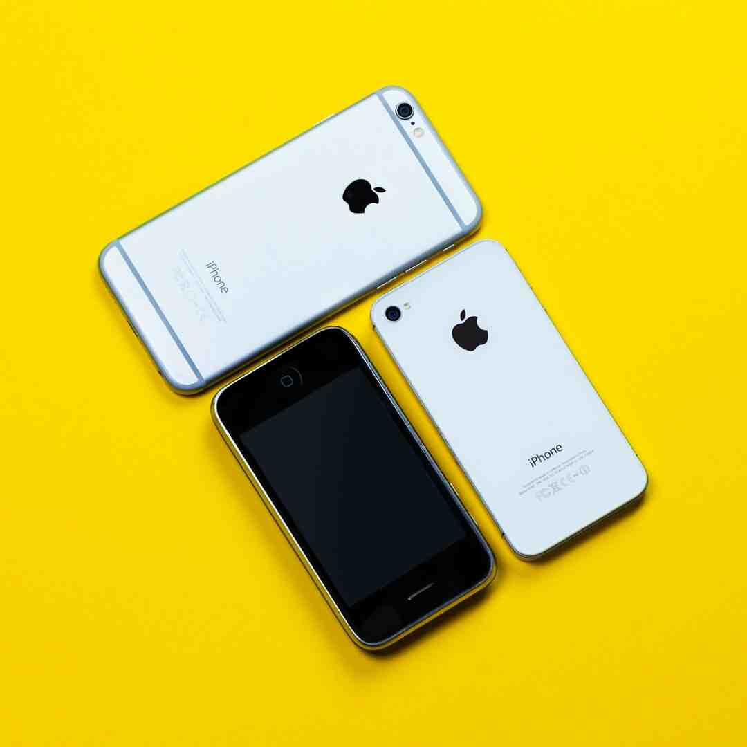 Comment ouvrir iphone 6