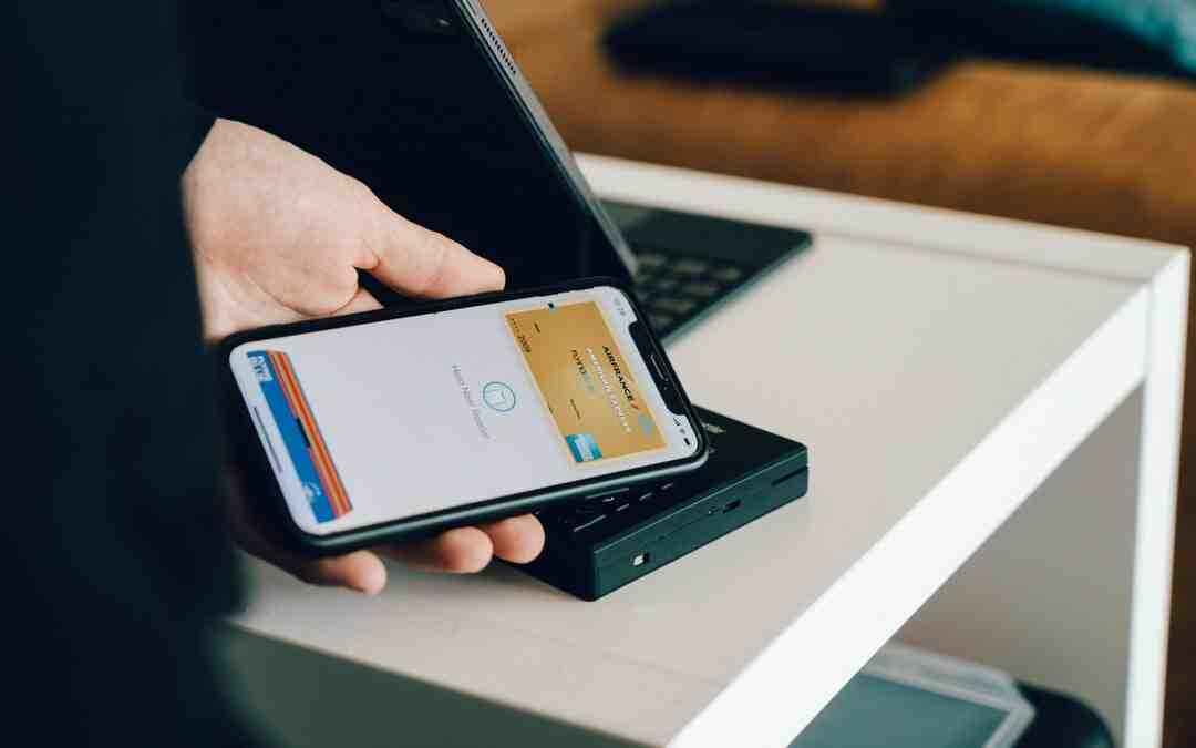 Comment activer apple pay