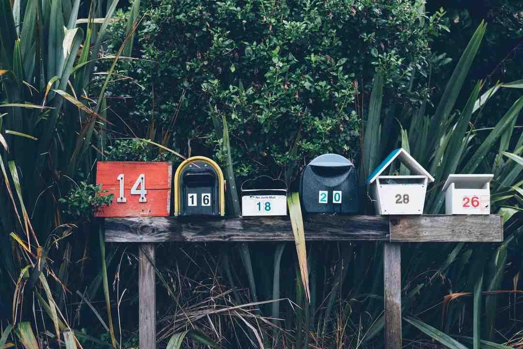 Comment trouver le mot de passe d'une adresse mail ?